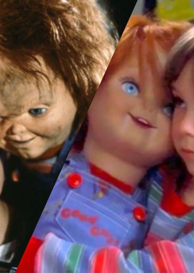 Andy y Kyle volverán a rencontrarse con el muñeco diabólico en la nueva  serie 'CHUCKY' de SyFy – MORNIN ROUTINE