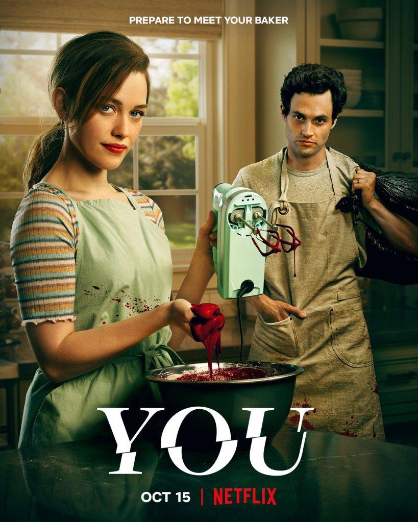 La serie 'YOU' de Netflix revela fecha de estreno y trailer de su tercera  temporada – MorninRoutine
